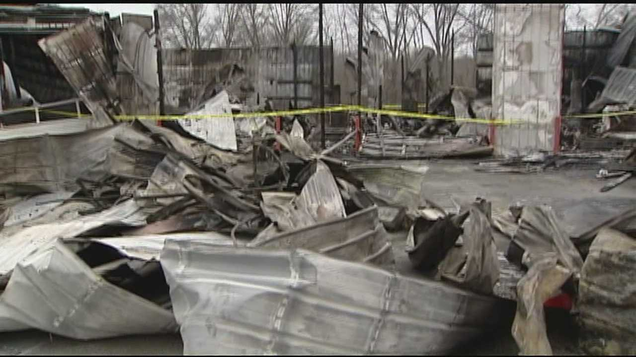 Authorities say an early morning fire caused around $1 million in damage.