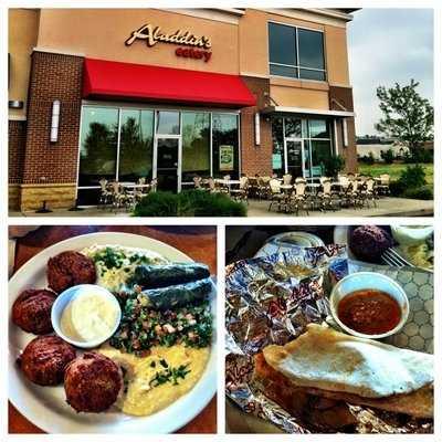 No. 43 - Aladdin's Eatery