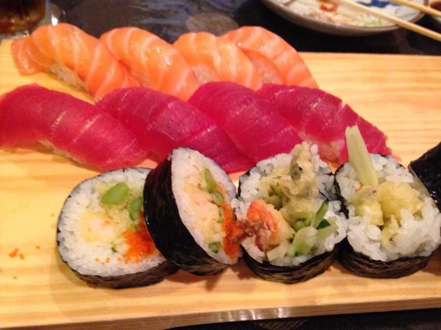 No. 41 - Ando Japanese Restaurant