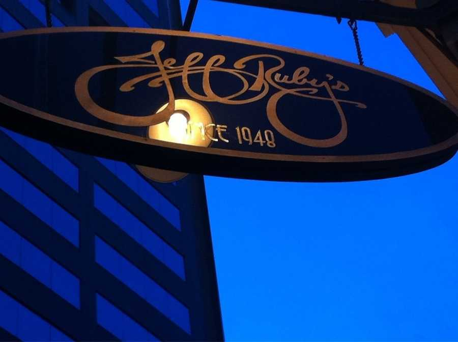No. 44 - Jeff Ruby's Steak House