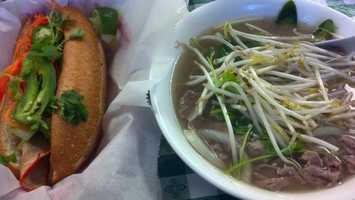 No. 16 - Le's Pho and Sandwiches
