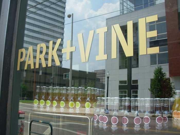 No. 31 - Park + Vine