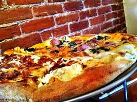 No. 20 - Strong's Brick Oven Pizzeria