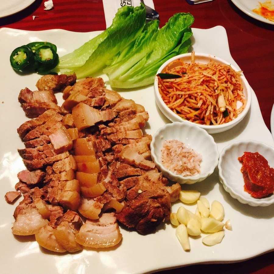 No. 47 - Sura Korean Cuisine