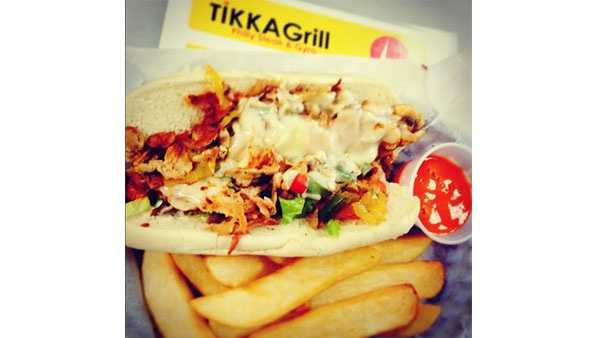 No. 34 - Tikka Grill