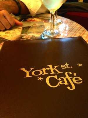 No. 46 - York Street Cafe