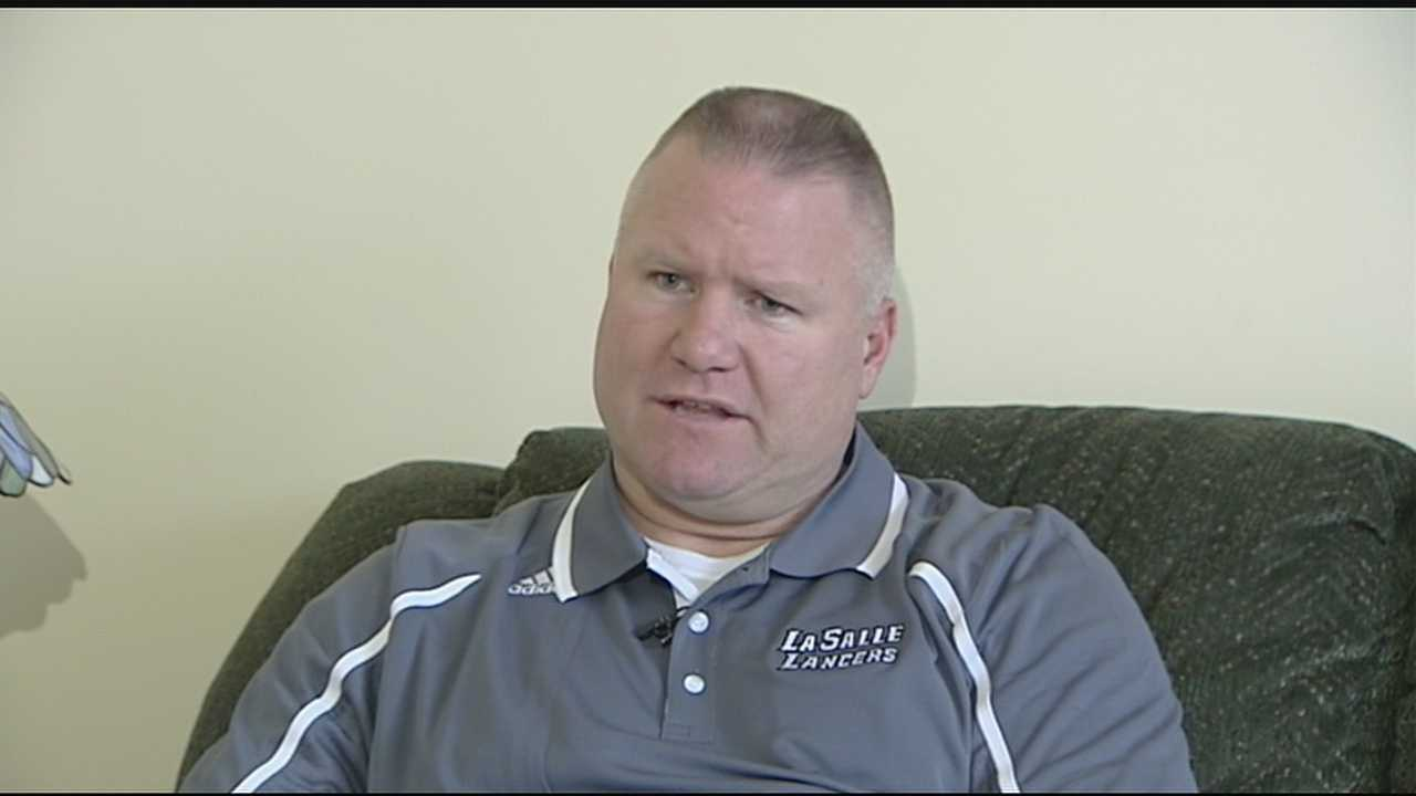 Jim Hilvert has had two undefeated seasons and won six Presidents Athletic Conference titles in the last eight years, making him the winningest coach at Thomas More College ever. But he's stepping down to take up the Head Coaching job at La Salle High School.