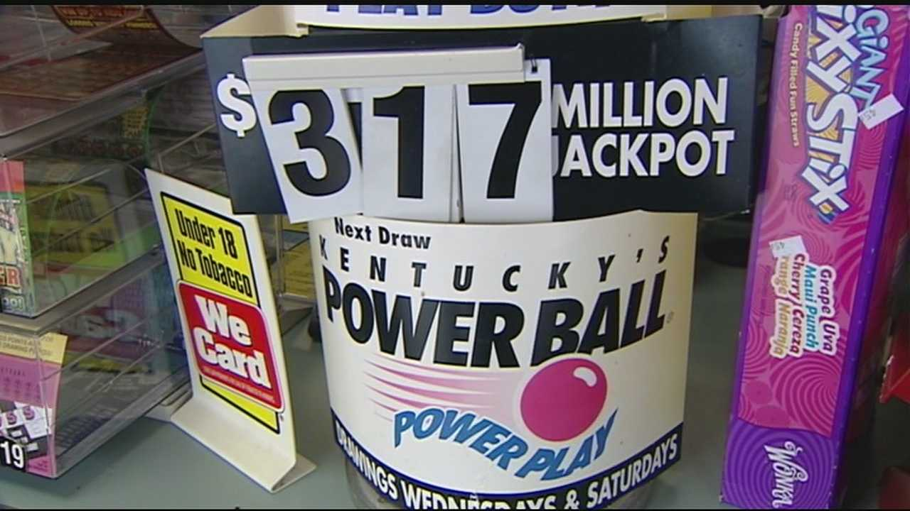 The Kentucky Lottery said Monday that two $1,000,000 Powerball winners were sold in Villa Hills and Florence for the $261M drawing Saturday night.