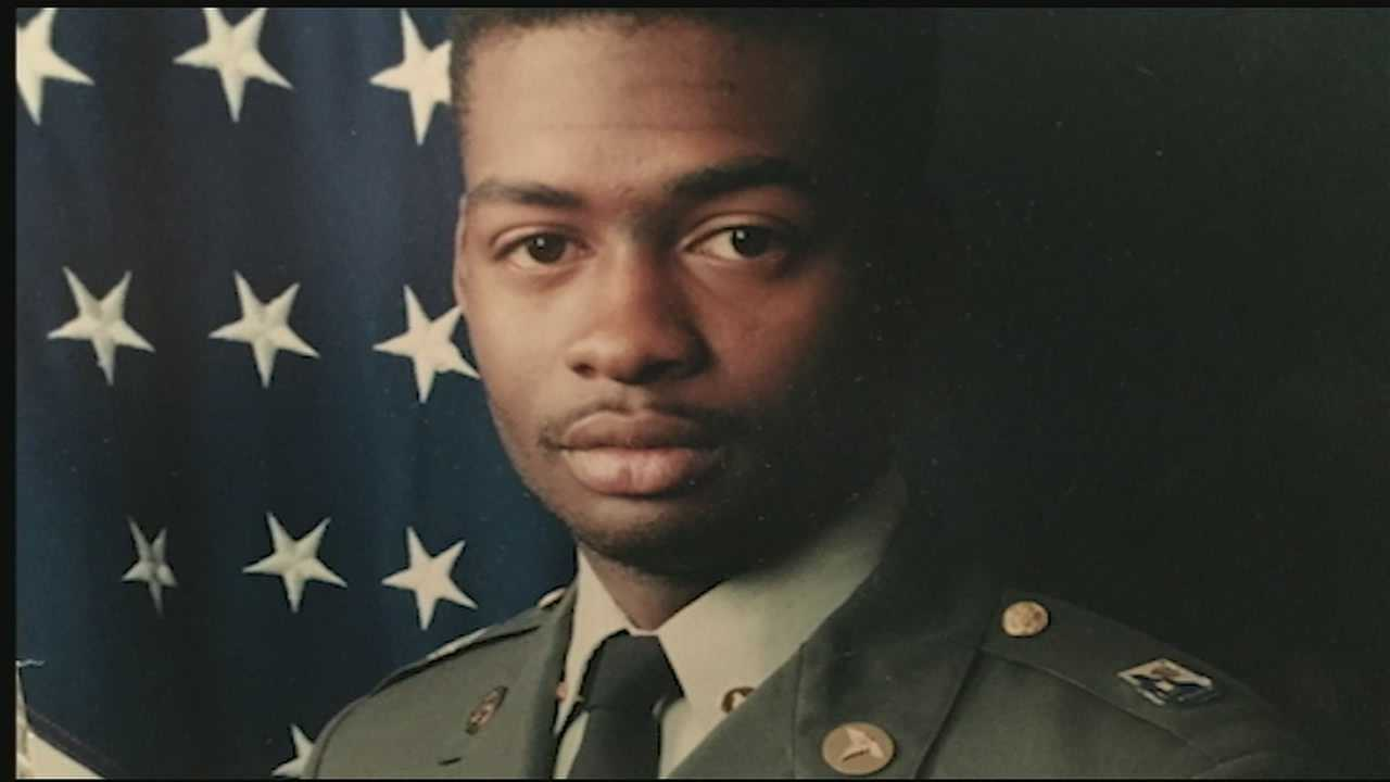 Darrell Nealey was killed in a car crash in Bellevue Tuesday night after he was caught in a stolen car. But Nealey's mother Alice Pope said he was a Gulf War veteran who battled post traumatic stress disorder and he shouldn't be judged on the way he died.