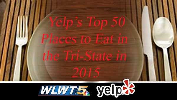 Take mom to brunch/lunch/dinnerCheck out our slideshow of the top 50 places to eat in the Tri-state and treat mom to a delicious meal!Yelp's best places to eat in the Tri-state in 2015