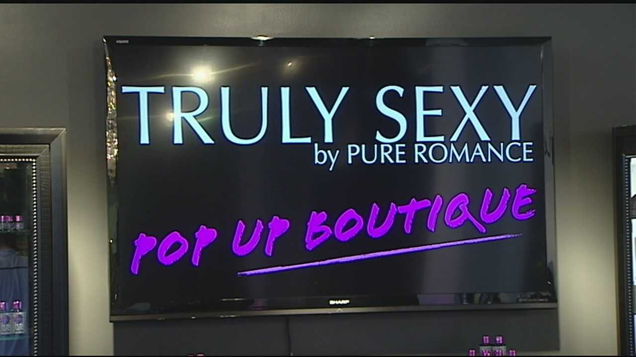 Pure Romance's new pop up shop to open on 6th Street downtown through Feb. 28.