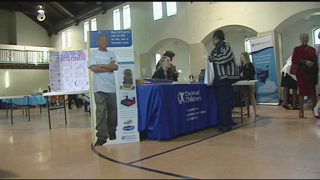 For 16 years, this health fair has been dedicated to promoting early detection and prevention to a community that often will not receive regular checkups. They've also been victim to many silent killers, according to prostate screener Herschel Chalk.