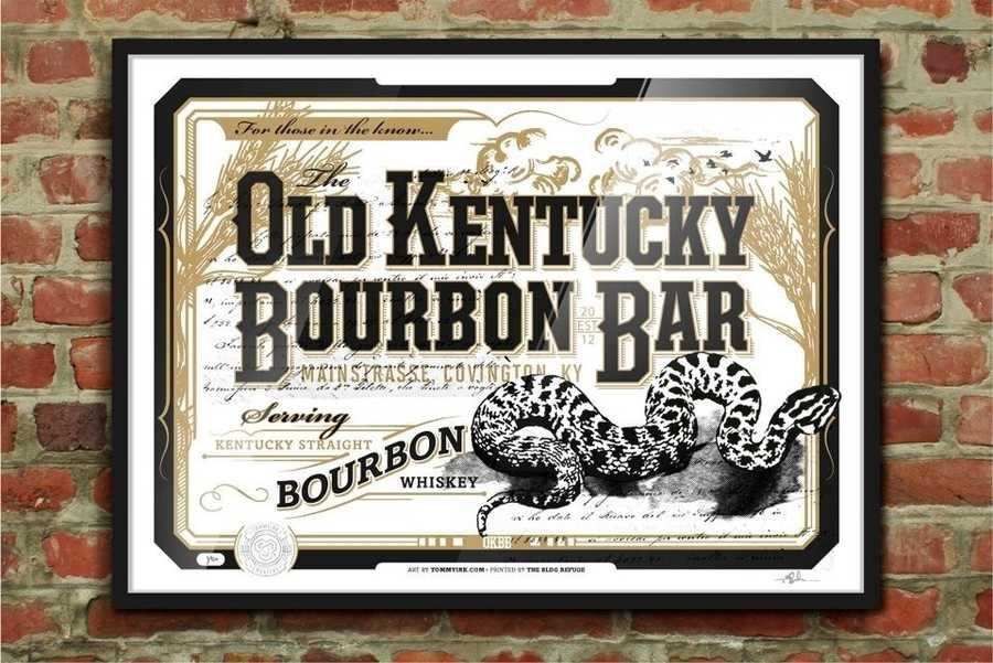 "Old Kentucky Bourbon Bar - ""This is whiskey heaven. That's the only way to describe it. From the rarest and most unique to the everyday and most popular, OKBB has it all."" - Tracey J on Yelp.629 A Main StCovington, KY 41011859-581-1777"
