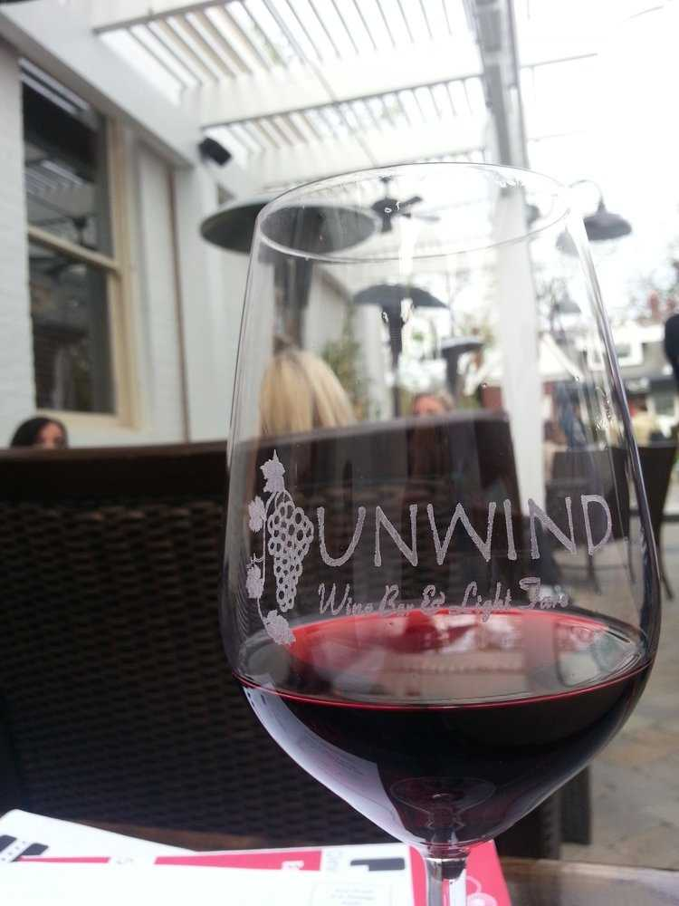 "Unwind Wine Bar - ""The interior of Unwind feels like a cozy ski lodge, complete with couches, fireplace, and lots of wine!"" - Monika N on Yelp.3435 Michigan AveCincinnati, OH 45208Hyde Park513-321-9463"