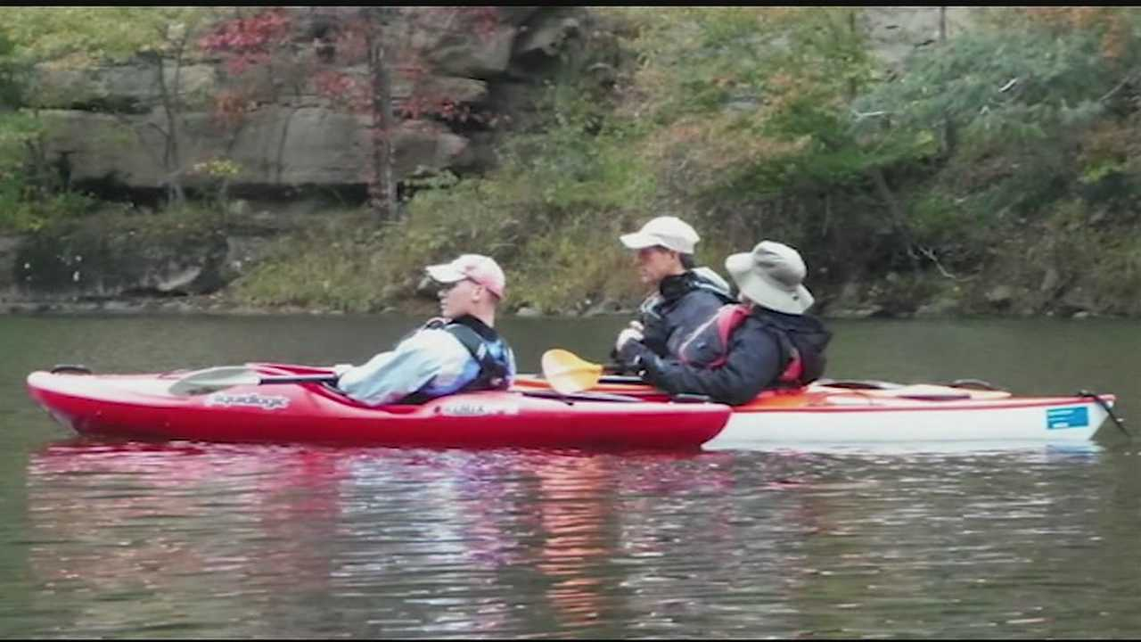 Equipments was stolen from a lodge in Indiana that gets veterans out on boats and other activities.