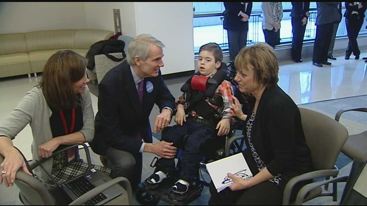 Doctors, families with special needs children and a U.S. senator gathered Monday at Children's Medical Center to promote a piece of legislation called the ACE Kids Act. It stands for Advancing Care for Exceptional Kids and it has bipartisan backing from several co-sponsors in Congress.