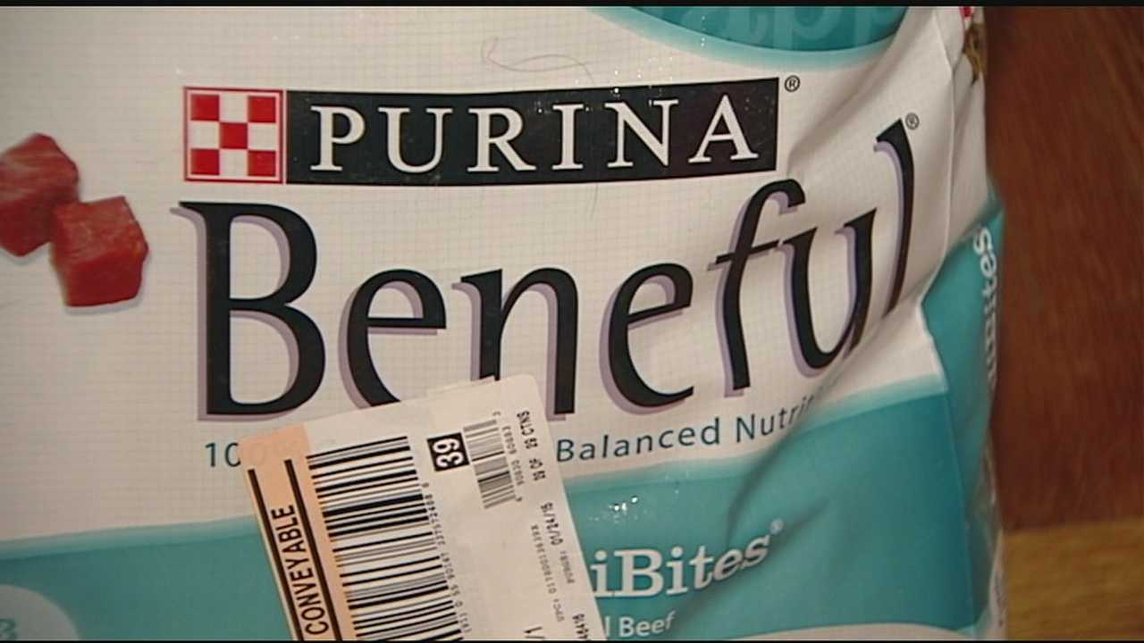 Covington woman thinks tainted dog food caused dachshund's death