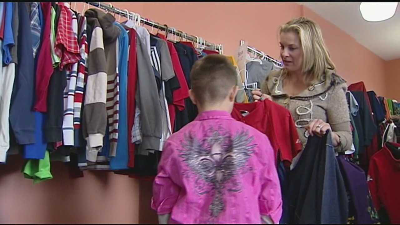 It is s story that reminds us of the unity of Cincinnati. WLWT News 5's Courtis Fuller has the story of crosstown help for Lower Price Hill children in need.