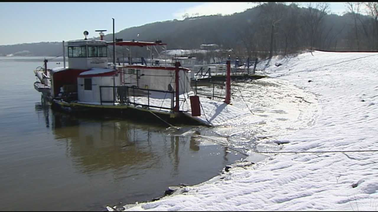 The Anderson Ferry has reopened after what one operator called the longest closure in 30 years.