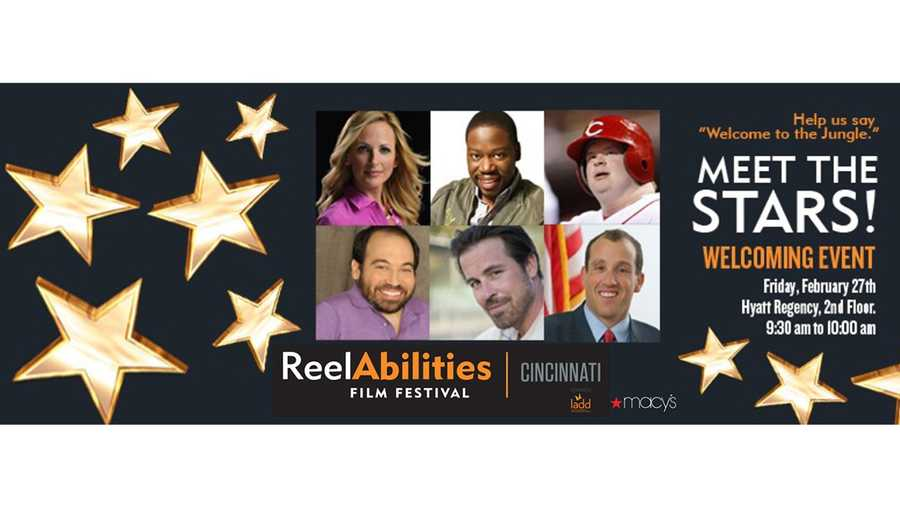 Reelabilities Film FestivalVarious LocationsFriday, February 27-March 7This film festival is dedicated to promoting awareness and appreciation of the lives, stories and artistic expressions of people with different disabilities. It's a star-studded event hosted a various venues across the Tri-state!Find out where the events are taking place and how to participate here