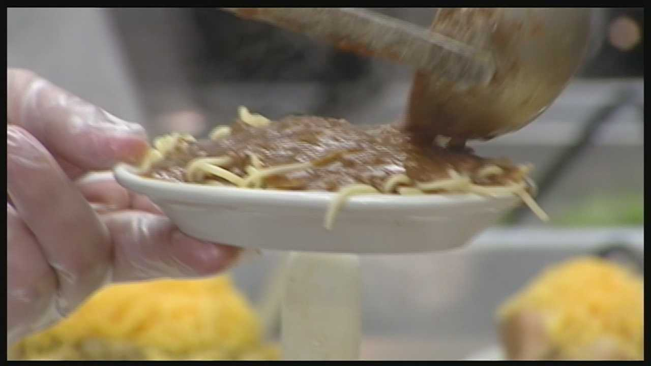 WLWT's Erik Zarnitz finds out what makes Cincinnati chili so unique and even busts some myths!