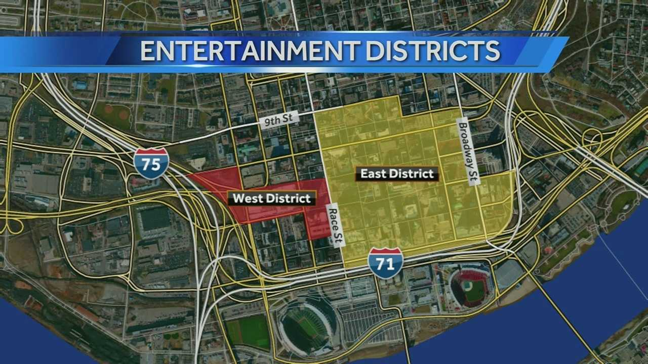 3CDC and city fathers envision a scene along the Race Street corridor, although some unease about 21 new liquor licenses can be felt in parts of downtown the city has no reservations about it.
