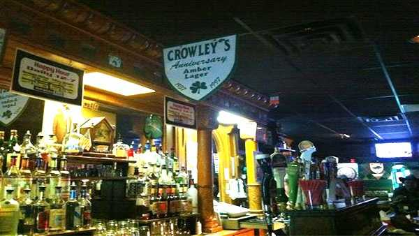 Crowley's (Mt. Adams)Family owned and operated for 78 years and the oldest bar in Mt. Adams, Crowley's is home to great Irish beer all year round.