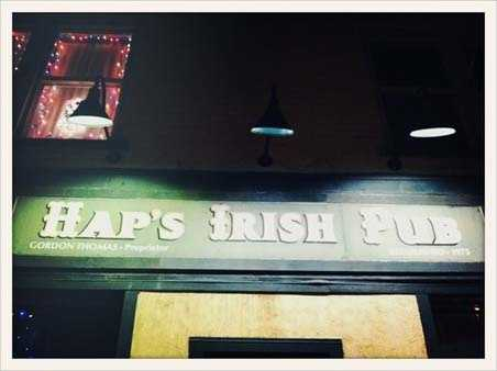 Hap's Irish Pub (Hyde Park)This local pub is no stranger to St. Paddy's Day. Bring your buddies down for darts and a cold one, but remember it's cash only.