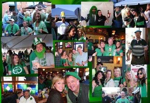 Kegs & Eggs At Molly Malone's (Covington)The festivities kick off with 'Kegs & Eggs' starting at 7 a.m. Three floors of live Irish music & outdoor stage. This is a must stop on your St. Patrick's Day adventure.
