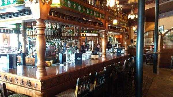 The Pub (Rookwood)Opening at 8:00 a.m. for Kegs & Eggs. Enjoy Irish specials, live entertainment & drink specials! Plus, a photobooth will be available from 1:00 - 6:00 p.m., and a satellite bar featuring MadTree and Rhinegeist beers. Live Music all day.