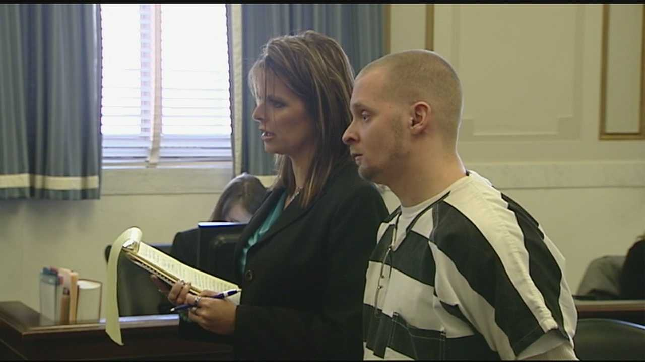 Craig Phelps was in court to be sentenced for robbery and aggravated assault after entering a guilty plea in the case.