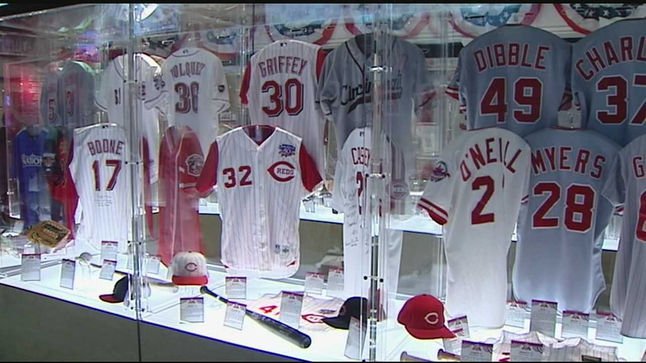 """New """"Stars of the Queen City"""" and """"Tony Perez"""" Exhibits open Thursday at Reds HOF."""