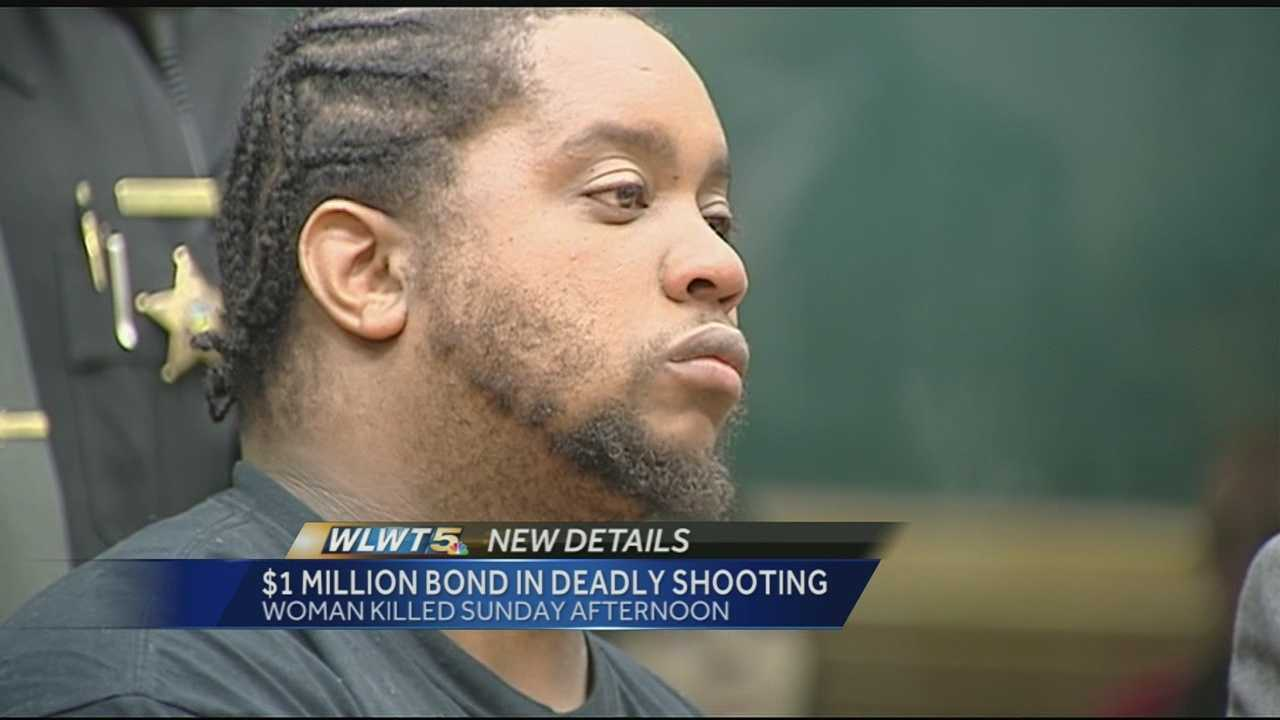The man accused of fatally shooting a woman in Millvale appeared in court Monday where he was arraigned on murder charges. Michael Duett, 30, was given a $1 million secure bond for the alleged killing of Adaezia Flowers, 20.