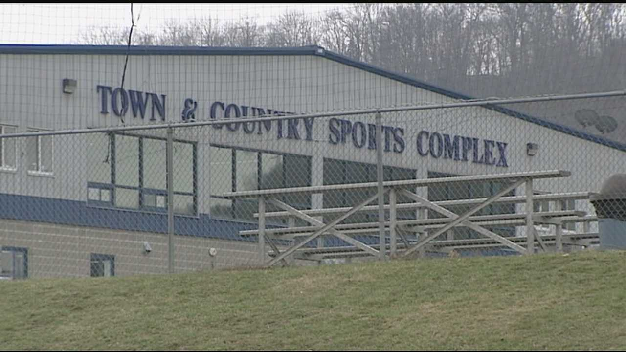 Authorities said the woman grabbed the girl about 5:45 p.m. as she was standing on an indoor soccer field at Town and Country Sports Complex.