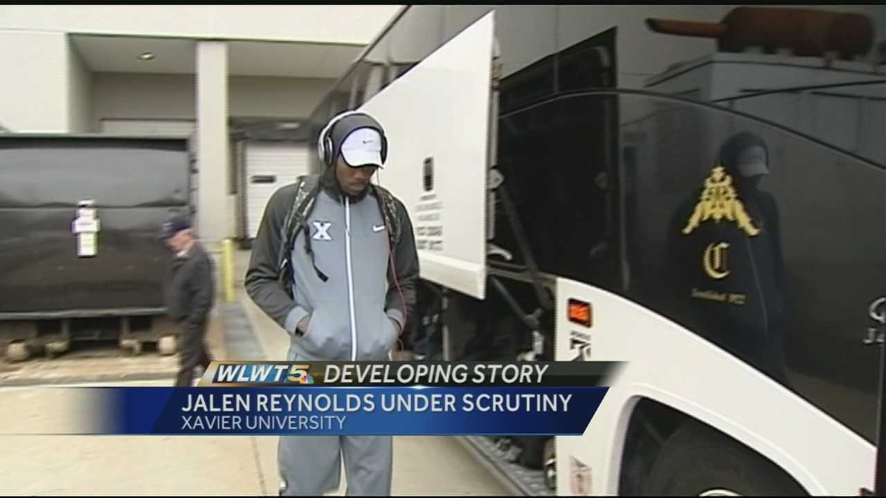 As Xavier University basketball players prepared to depart for the Sweet 16 Tuesday afternoon, a sour note hit the team.