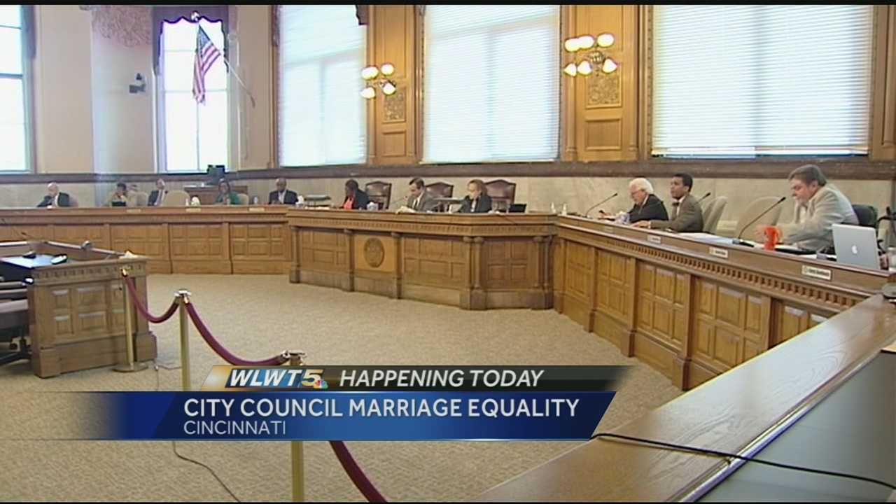 On Wednesday, City Council passed a resolution supporting marriage equality and appreciation for the work of Why Marriage Matters Ohio, a grassroots public education campaign to build support for marriage equality in Ohio.