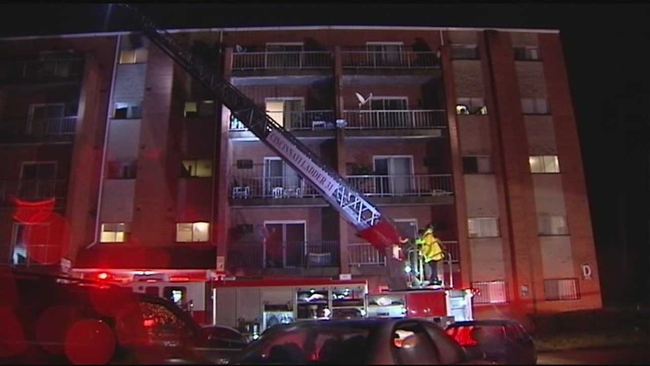 A four-alarm fire in a Madisonville apartment complex took the life of a firefighter Thursday morning. Daryl Gordon died after falling down an elevator shaft while searching for people who needed to be rescued. WLWT has learned six others, including two other firefighters and a 3-month-old boy, were also hurt in the fire