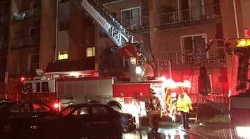 Thursday, March 26, 2015: 5:31 a.m.: A resident at the King Towers apartment complex calls 911 to report a fire in a second-floor unit.Read more