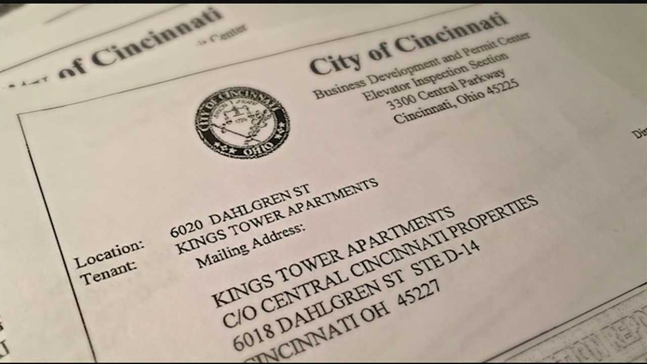 The documents detail dozens of calls for service at the King Towers apartment complex on Dahlgren Street in Madisonville. Records show 116 runs in the past seven years for everything from fire alarms to medical emergencies.
