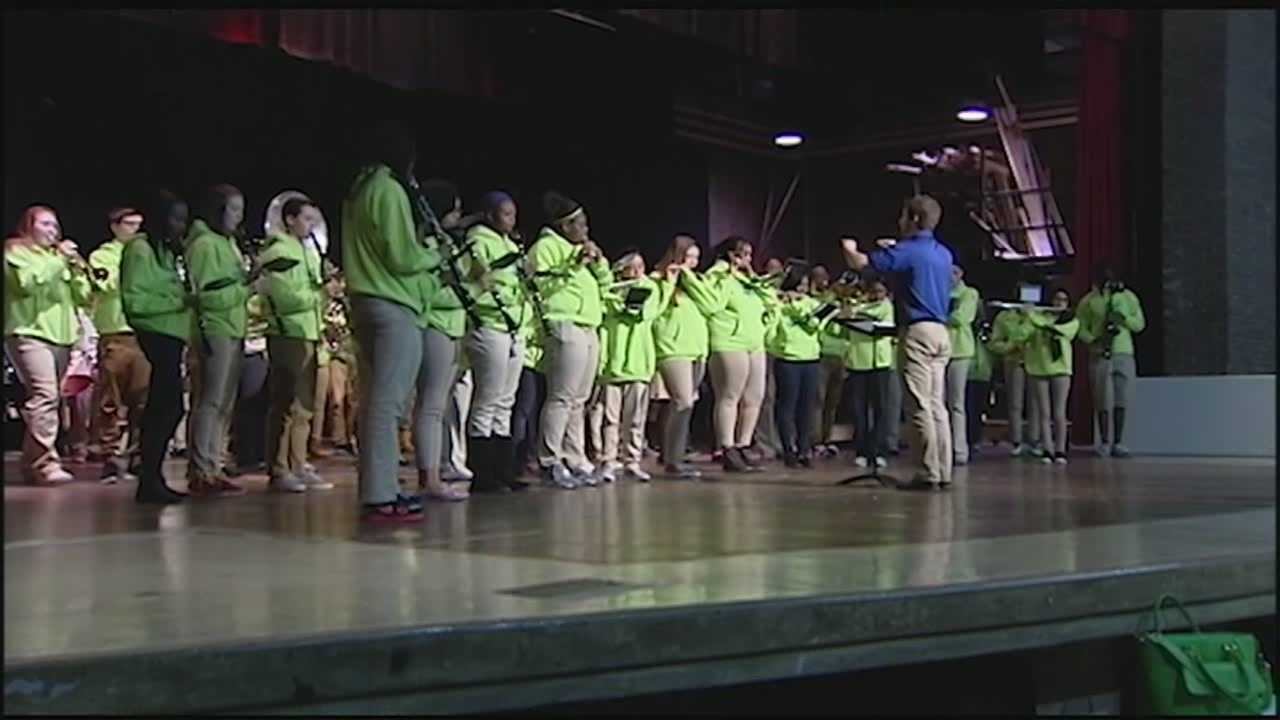 Students at Winton Woods High School are leaving for performances in China.