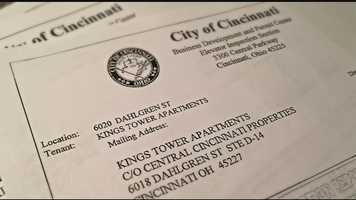 The city of Cincinnati releases inspection records for the King Towers apartment complex, including reports for the elevator where Gordon was killed.Watch this story