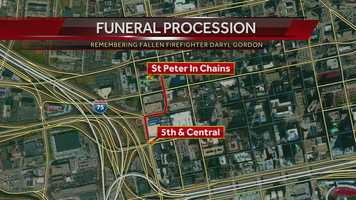 Cincinnati Firefighters Local 48 and city officials announce funeral procession information.Read more about the procession