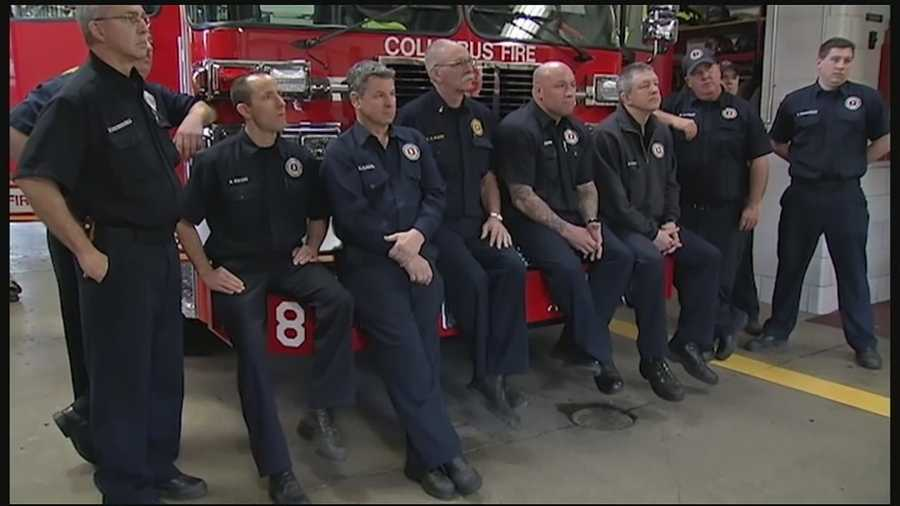 More than 3,500 firefighters from Ohio and across the country have contacted the union and pledged to attend Gordon's visitation and funeral procession. The city of Columbus is providing the most firefighters -- about 200.