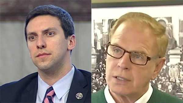 PG Sittenfeld and Ted Strickland