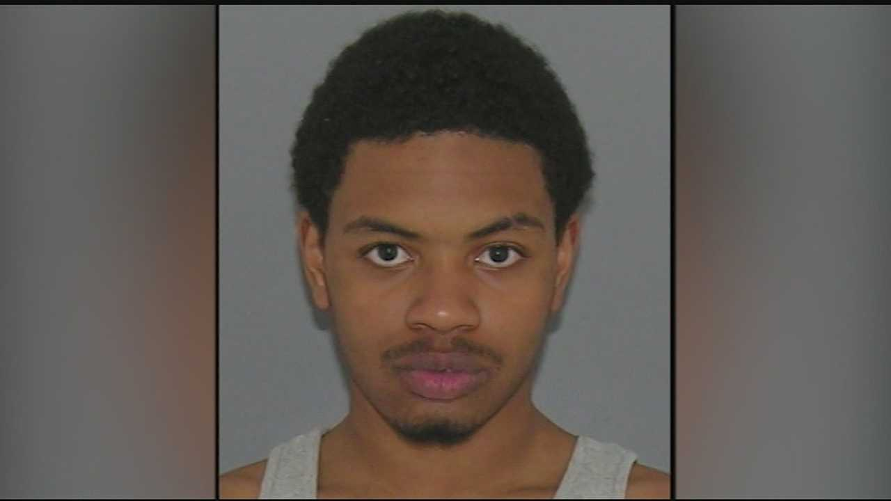 Investigators said Naim Warren, 18, broke into a home in the 5000 block of Rapid Run Road in Delhi Township Thursday morning. The homeowner was asleep at the time.