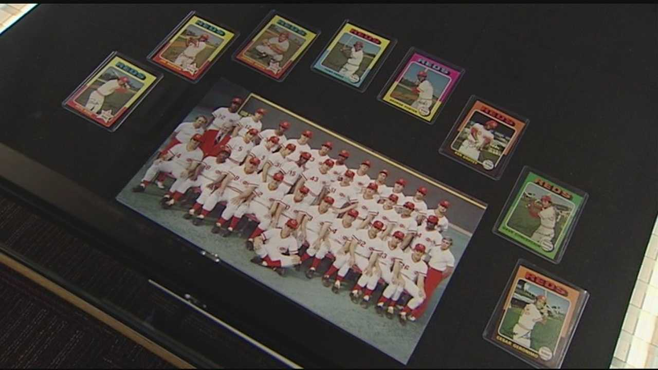 The Public Library of Cincinnati and Hamilton County put together the exhibit with the help of the Reds Hall of Fame and Museum.