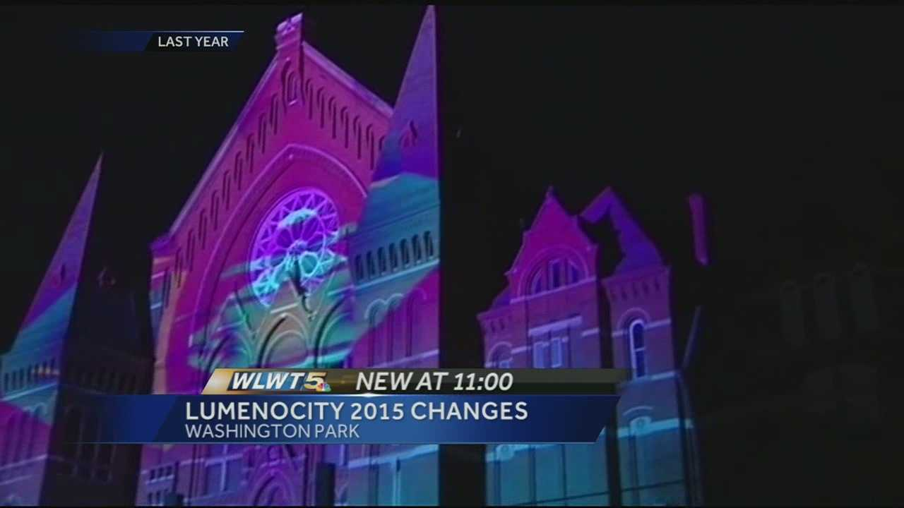 The Cincinnati Symphony Orchestra announced Saturday its LumenoCity show will return for its third year. LumenoCity is scheduled for Aug. 5 to Aug. 9.
