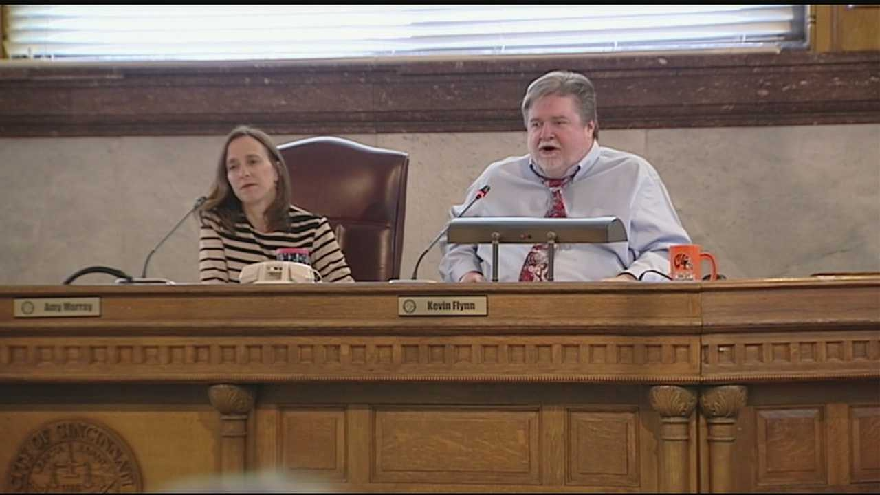 The Cincinnati City Council Law Committee will take the issue up again at its April 27 meeting.