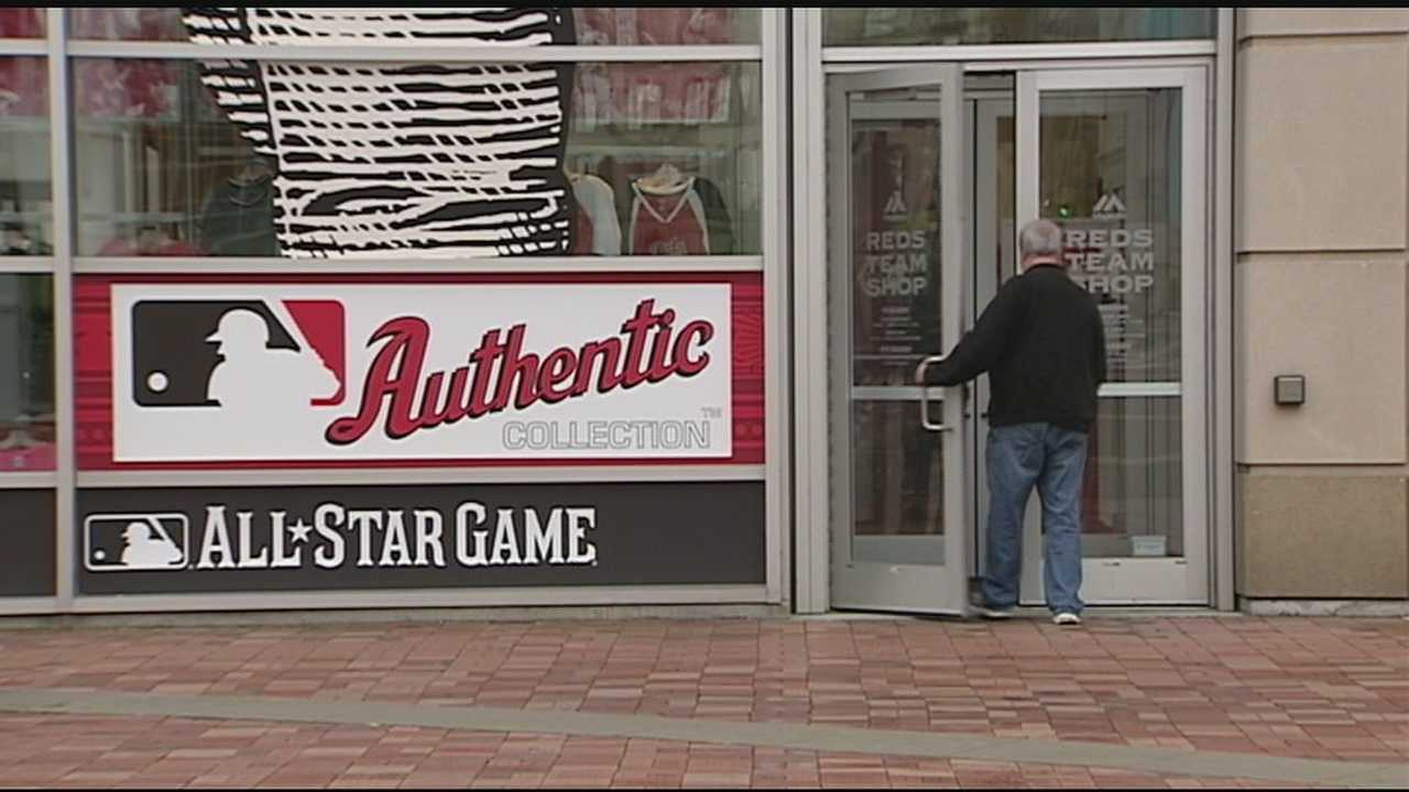 The national spotlight shines on Cincinnati in a little under three months and as the city prepares for the All-Star Game.