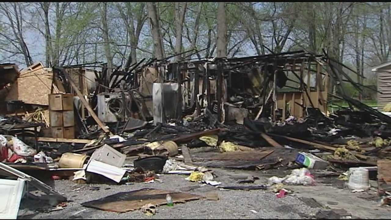 Officials are investigating a home explosion in Clermont County. Police said the explosion happened in the 2600 block of Spring Street in Tate Township on Thursday.